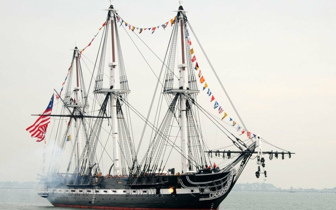 Over 50 Tons of Hemp Were Used For The USS Constitution and Constellation