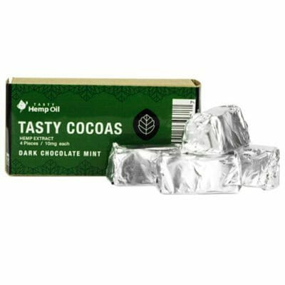 Tasty Hemp Cocoa CBD Chews at WellspringCBD.com